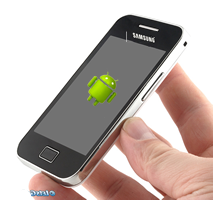SMS Mobile Application for Android Phone